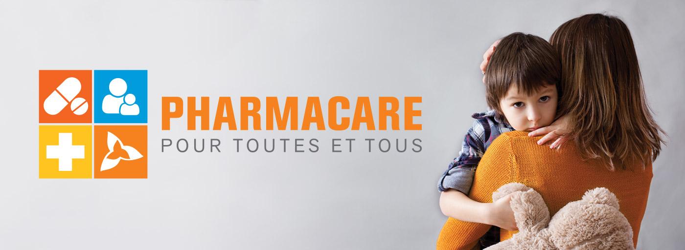 Pharmacare pour toutes et tous.